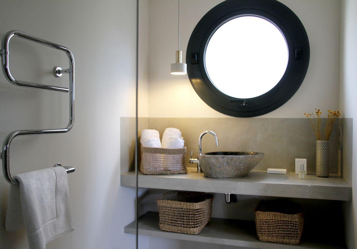 Salle de bains - Les loges