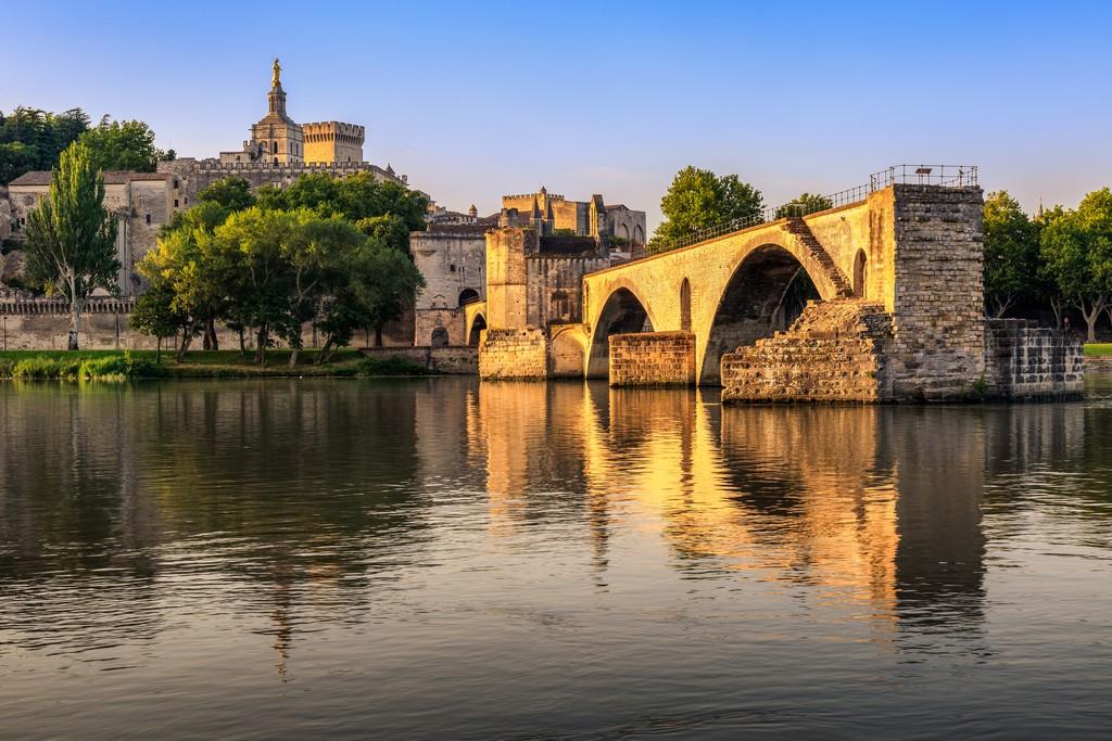 Tourisme Vaucluse - Le Pont d'Avignon